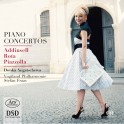 Addinsell - Rota - Piazzolla : Concertos pour piano