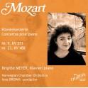 Mozart : Concertos pour piano n°9 et n°23