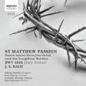 Bach, J-S : La Passion selon Saint Matthieu (1ère version)