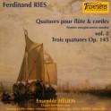 Ries, Ferdinand : Quatuors pour flûte et cordes