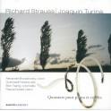 Strauss -Turina : Quatuors pour piano et cordes