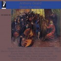 Girard, Anthony : Musique pour harpe