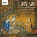 Bird, William Hamilton : The Oriental Miscellany, Airs de Hindustan