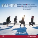 """Beethoven : Quatuors à cordes dits """"Intermédiaires"""" - Vol.2"""