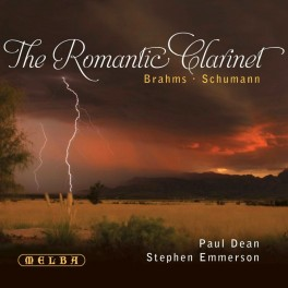 Brahms - Schumann : La Clarinette Romantique
