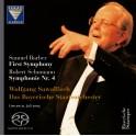 Barber - Schumann : Symphonie n°1, Symphonie n°4