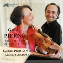 PiernéŽ, Gabriel : L'oeuvre pour violon & piano
