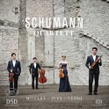 Mozart - Ives - Verdi : Quatuors