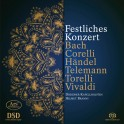 Bach - Corelli - Torelli ... : Concertos festifs