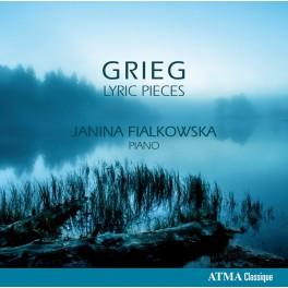 Grieg, Edvard : Pièces Lyriques