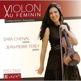 Violon au Féminin, compositrices françaises