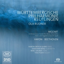 Mozart - Haydn - Beethoven : Oeuvres orchestrales