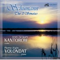 Schumann : Les 3 Sonates