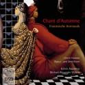 Chant d''Automne, musique française pour cor - Trésors oubliés Vol.6