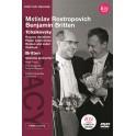 Tchaikovski - Britten : Oeuvres pour orchestre
