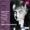 Rachmaninoff - Prokofiev - Stravinsky : Oeuvres pour piano et orchestre