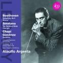 Beethoven - Smetana : Symphonie n°3, Ouverture de la Fiancée Vendue
