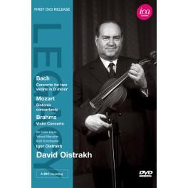 Bach - Brahms - Mozart : Concertos pour violon, Sinfonia Concertante