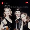 Röntgen : Trios pour cordes Vol.3
