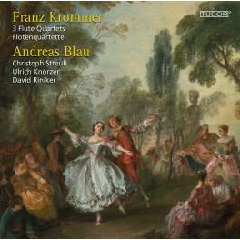 Krommer : Quatuors avec flûte