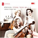 Röntgen, Julius : Trios pour cordes Vol.1