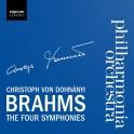 Brahms : Les Quatre Symphonies