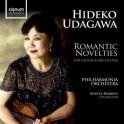 Pièces romantiques pour violon et orchestre