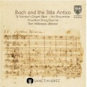 Bach and the Stile Antico
