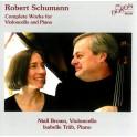 Schumann : Intégrale de l'Ooeuvre pour violoncelle et piano