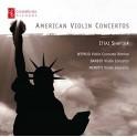 Wipurd - Menotti - Barber : American Violin Concertos