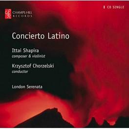 Shapira, Ittai : Concierto Latino