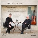 Ries - Beethoven : Oeuvres pour violoncelle