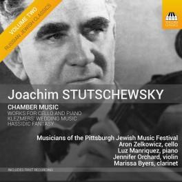 Stutschewsky, Joachim : Musique de Chambre