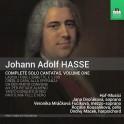 Hasse, Johann Adolf : Intégrale des Cantates Vol.1