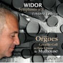 Widor : Symphonie n°8 / Frédéric Ledroit