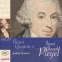 Édition Ignaz Joseph Pleyel Vol.10 - Quatuors Parisiens 2