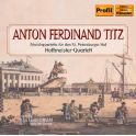 Titz : Quatuors à cordes de la Cour Impériale de Saint Petersboug