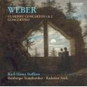 Weber : Concertos pour Clarinette
