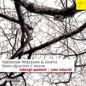 Vaughan Williams - Goetz : Quintettes avec Piano