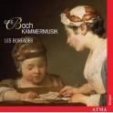 Bach, C-P-E : Musique de chambre