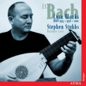 Bach : Oeuvres pour luth / Stephen Stubbs