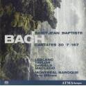 Bach : Cantates pour la Saint Jean Baptiste - Les Cantates sacrées Vol.1
