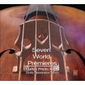 Sept Premières Mondiale, Musique pour violoncelle et piano
