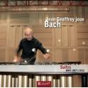 Bach : Suites BWV 1007 à 1012 / Jean Geoffroy