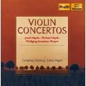 Haydn - Mozart : Concertos pour Violons