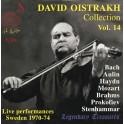 The David Oistrakh Collection Vol.14