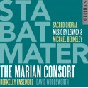 Berkeley, Lennox & Michael : Stabat Mater & Oeuvres Chorales