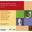 Oeuvres pour piano Pendant Et Après Le Futurisme Russe Vol.1 à 4