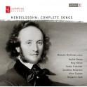 Mendelssohn : Intégrale des Mélodies Vol.1