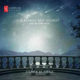 A Madness Most Discreet, l'Amour et la musique pour piano